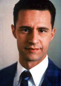 Special Agent Jeffrey Spender