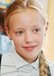 Виктория Агалакова Даша Павлова, дочь Ланы и Игоря