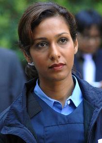 Agent Sarita Malik
