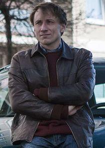 Petr Stach kpt. Petr Anděl, operativec
