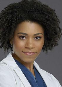 """Dr. Margaret """"Maggie"""" Pierce"""