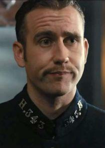 """Sgt. Samuel """"Drum"""" Drummond"""