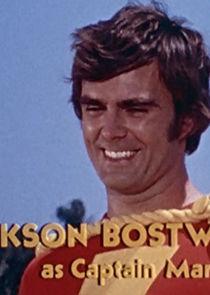 Jackson Bostwick Captain Marvel