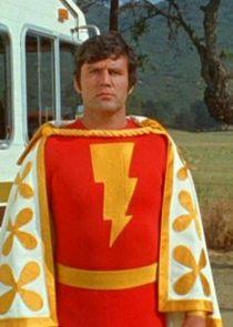 John Davey Captain Marvel