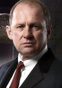Harry Pearce