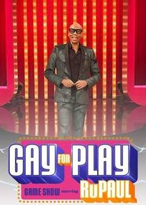 Gay for Play Game Show starring RuPaul