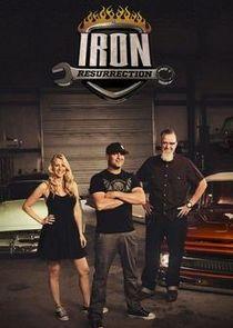 Watch Series - Iron Resurrection