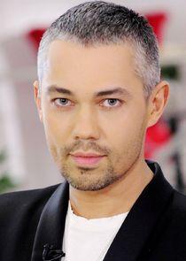 Александр Рогов стилист, ведущий