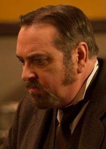 Detective Hamish Slorach