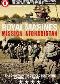 Royal Marines: Mission Afghanistan