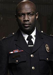 """Major Alex """"Lex"""" Carnahan"""