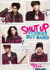 Shut Up Flower Boy Band