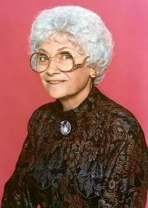 Estelle Getty Sophia Petrillo