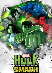 Watch Series - Marvel's Hulk and the Agents of S.M.A.S.H.