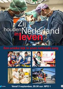Zij houden Nederland in leven