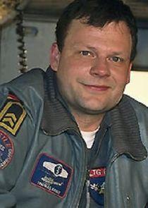 Ulrich Bähnk Oberbootsmann Thomas Asmus