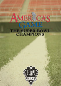 America's Game: The Superbowl Champions small logo