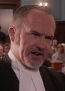 Crown Attorney Alister Gordon
