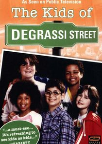 The Kids of Degrassi Street