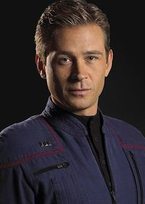 "Commander Charles ""Trip"" Tucker III"