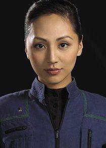 Ensign Hoshi Sato