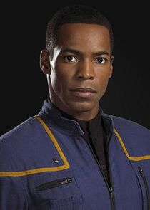 Ensign Travis Mayweather