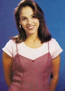 Amy Jo Johnson Kimberly Hart