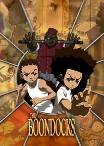 The Boondocks Poster
