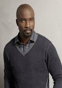 Mike Colter Malcolm Ward