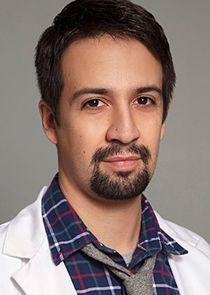 Lin-Manuel Miranda Dr. Ruben Marcado