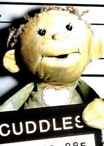 Bob Martin Cuddles the Comfort Doll