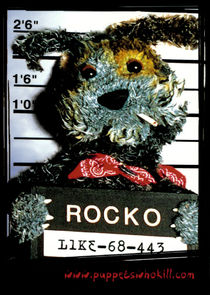 Bruce Hunter Rocko the Dog