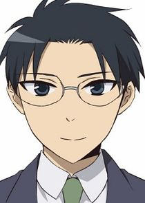 Tomoaki Maeno Keiichirou Shinozaki