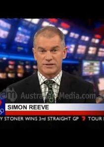 Simon Reeve Presenter
