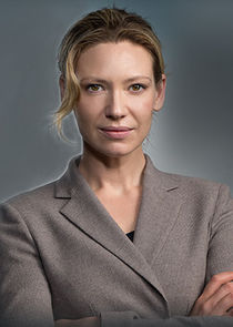 Anna Torv Harriet Dunkley