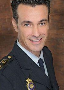 Jaime Pujol Inspector Jefe Andres Casqueiro