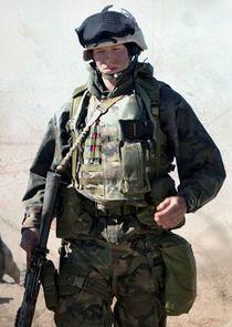 Stark Sands Lt. Nathaniel Fick