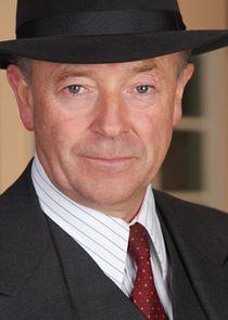 Michael Kitchen Detective Chief Superintendent Christopher Foyle