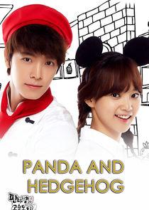 Panda and Hedgehog