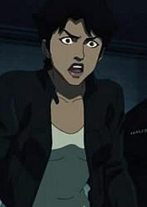Megalyn Echikunwoke Mari McCabe / Vixen