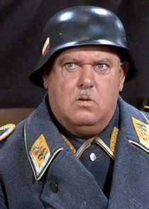Sgt. Hans Schultz