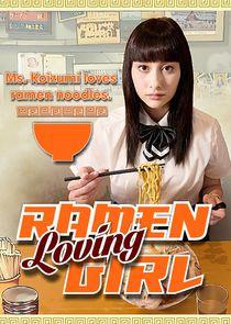 Ramen Lovin' Girl
