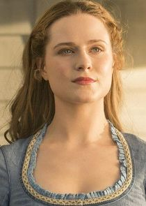 Evan Rachel Wood Dolores Abernathy