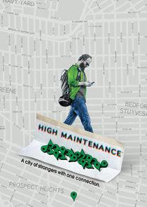High Maintenance small logo