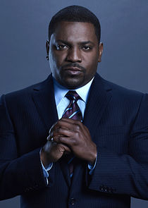 Mekhi Phifer Lt. Satch Rayna