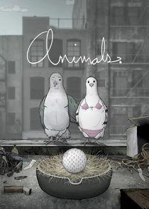 Animals. small logo