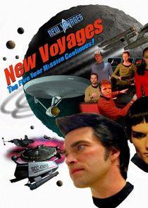 Star Trek: New Voyages poster