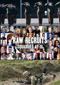 Raw Recruits: Squaddies at 16