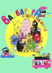 Barbapapa Around the World