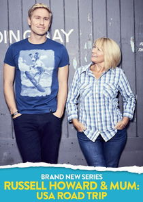 Russell Howard and Mum